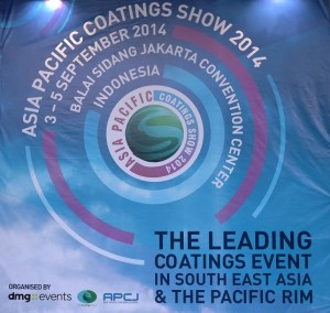 Asia Pacific Coating Show 2014